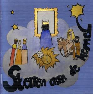 CD sterren aan de hemel voorkant