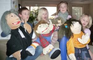 Frits en Vera op bezoek bij familie Visser 2