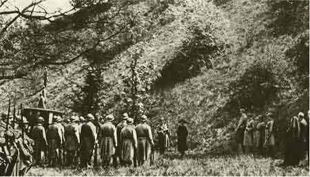 Mata Hari's executie