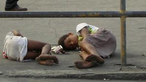 slapende_straatkinderen